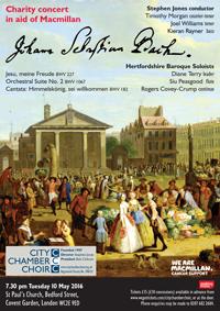 Oratorio: Bach - Cantata 182, Himmelskönig sei willkommen @ St Paul's Covent Garden, London | London | United Kingdom