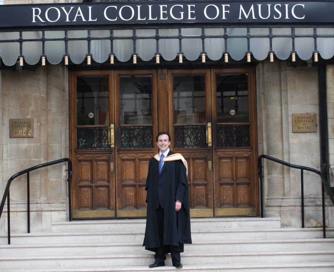 Graduation, and New Recordings Online!