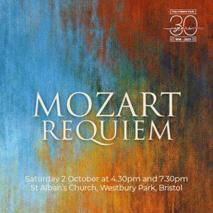 Mozart: Requiem @ St Albans' Church Bristol